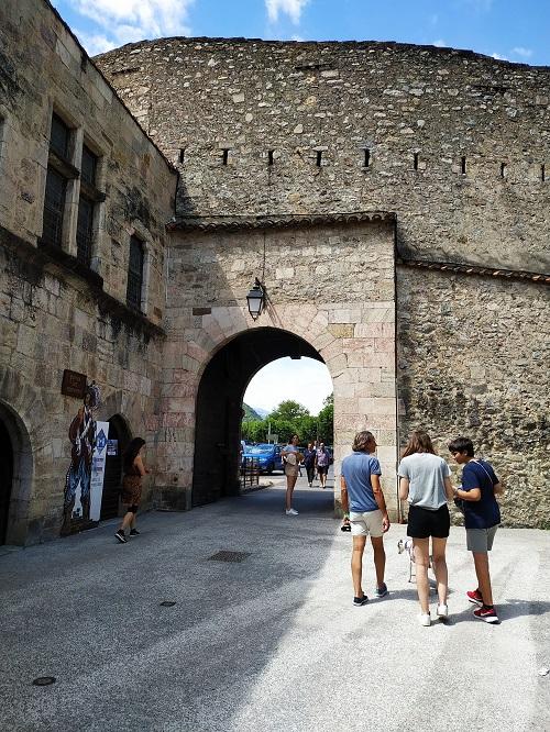 Puerta de España, Villafranche de Conflent