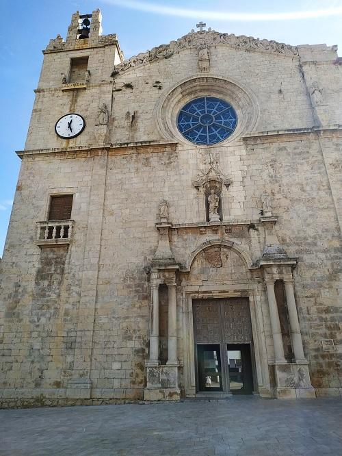 Iglesia de Sant Pere, L'Escala