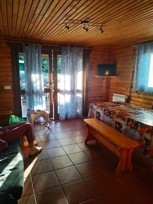 Comedor, bungalow