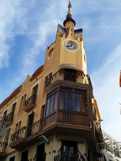 Casa Carbonell, Sitges