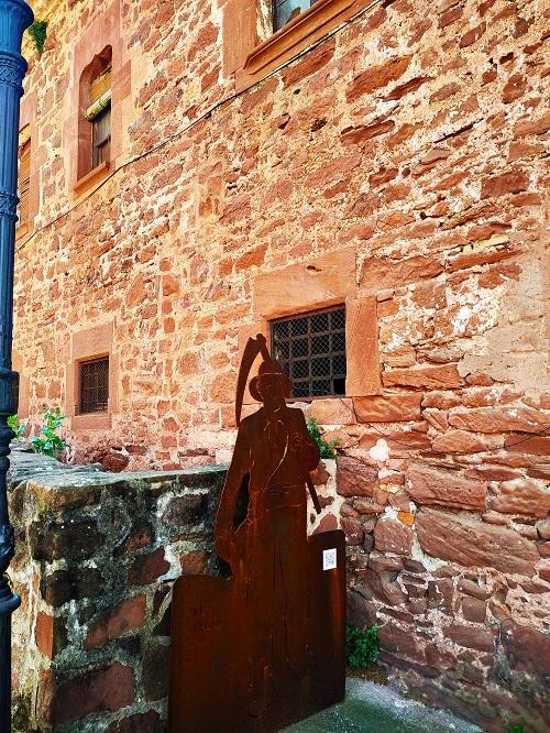 Visita autoguiada, Corbera de Llobregat