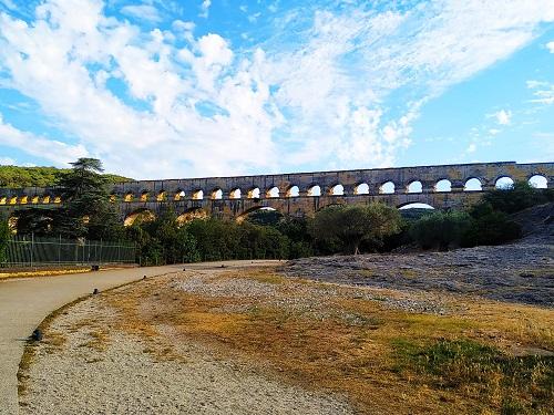Acueducto, Nimes