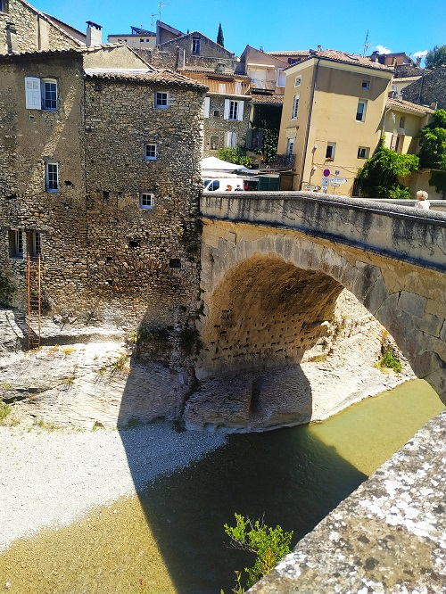 Puente romano, Vaison la Romaine