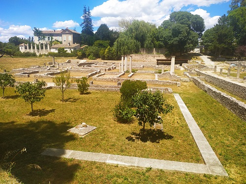 Yacimiento arqueológico, Villasse
