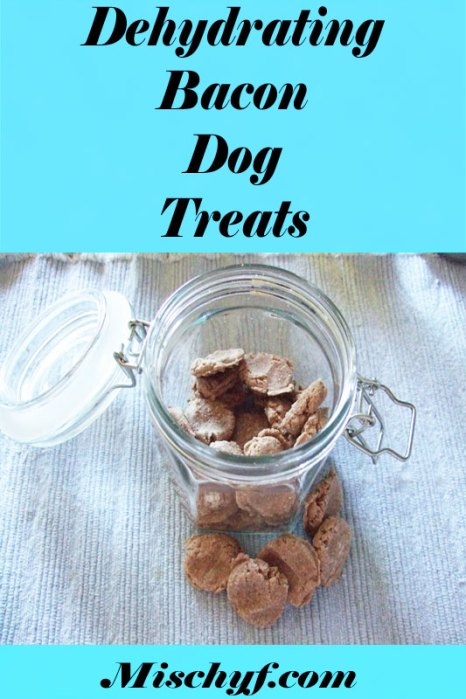 Bacon Dog Treats Dehydrated For Those Spoiled Fur Babies Mischyf