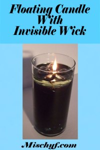 Water Floating Candle