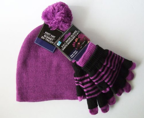Purple-hat-gloves