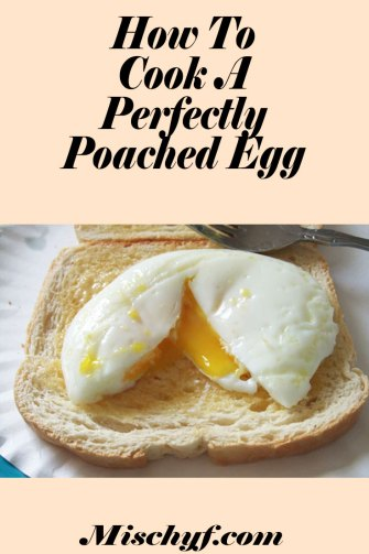 How to cook poached eggs using egg poaching cups.