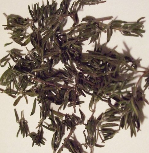 dehydrate thyme Dried ready to store