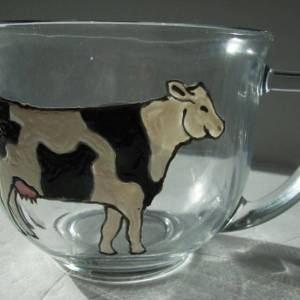 Cow Cup, Soup cup, Tea Mug, Coffee Drinker, Chai Latte Drinker