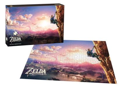 The legend of Zelda - Puzzle