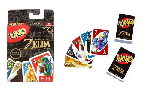 The Legend of Zelda - Uno