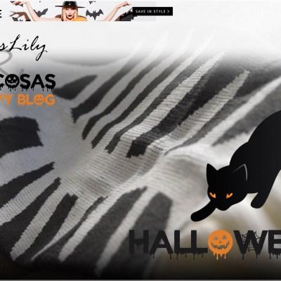 Halloween con Dresslily