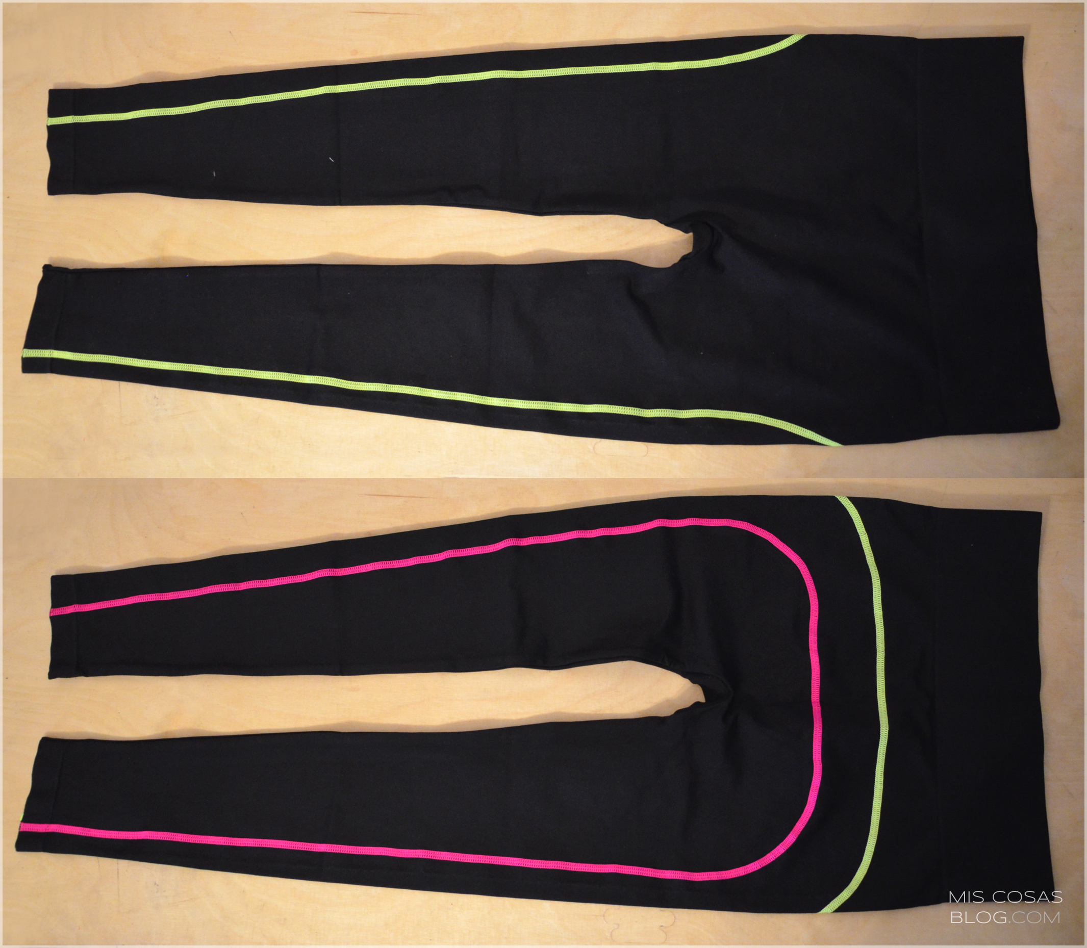Legging Rose Wholesale
