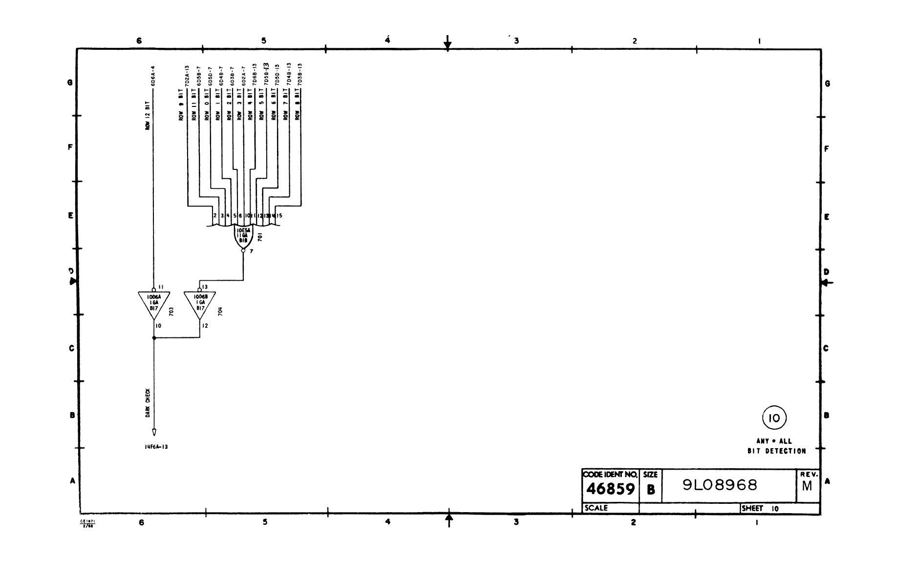 Logic Diagrams Reader Controller