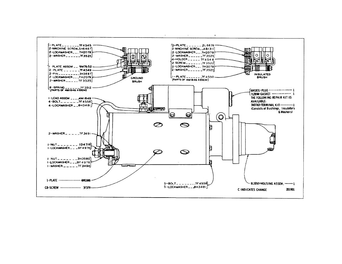 Starting And Electrical System