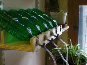 My Green Corner Bottle Watering System