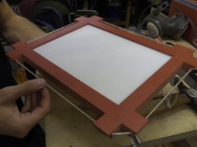 Making a Valchromat Picture Frame
