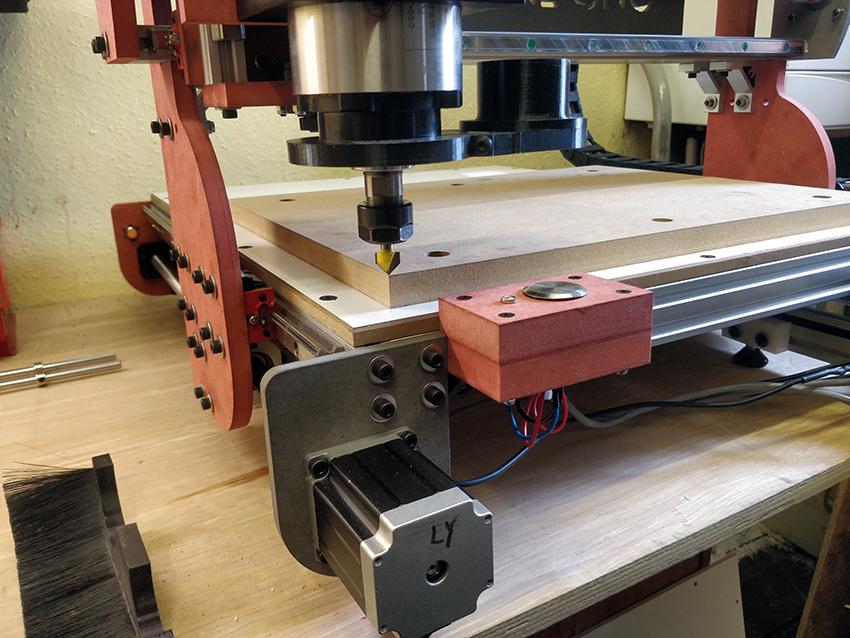 Moot_One Desktop CNC Machine