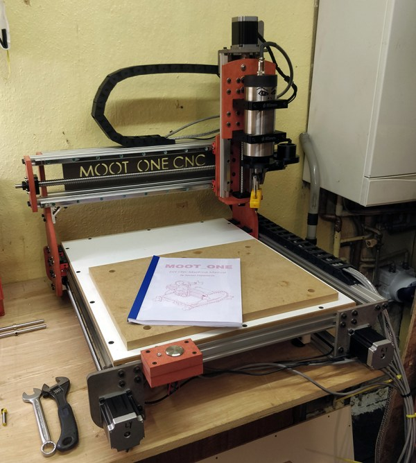 Moot_One Desktop CNC Machine3
