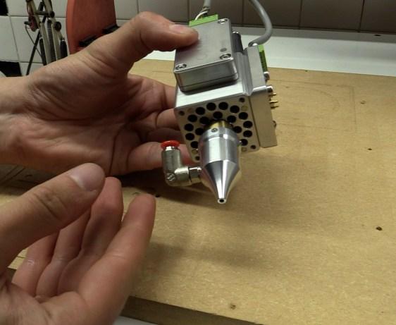 Opt Lasers PLH3D 6W XF+ Head Duet 3D Installation Setup Calibration