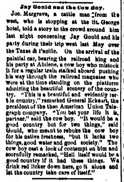 Dallas Herald Oct 2 1881