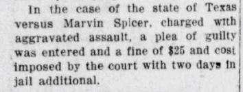 Abilene Reporter December 22 1909