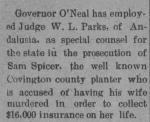 The Opp Messenger Jun 13, 1913