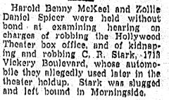 Ft Worth Star-Telegram Sep 1935
