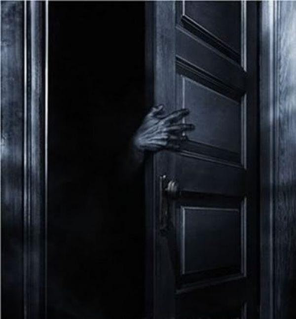 puerta terror