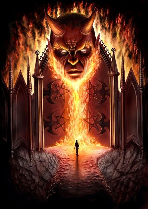 A las puestas del infierno (Gates of Hell)