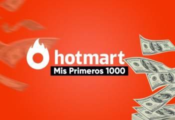 Curso Mis Primeros 1000 con HotMart
