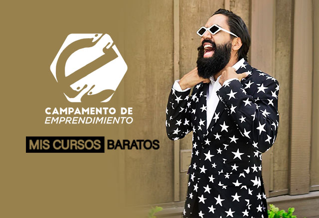 Campamento de Emprendimiento de Carlos Muñoz