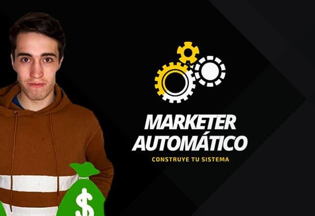 Marketer Automatico 2020 curso barato