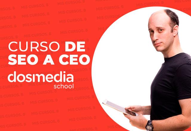 Curso de SEO a CEO