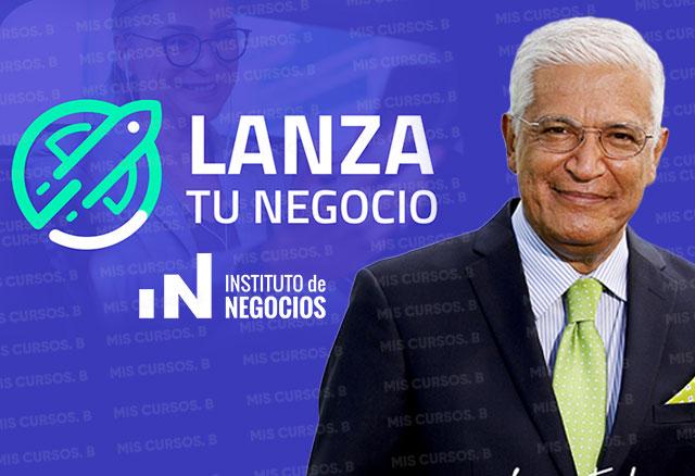 Lanza tu negocio 2021 de Luis Eduardo barón