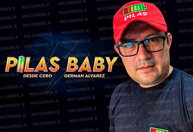 Pilas Baby 2021 de German Alvarez