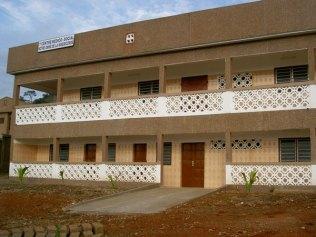 """Centre médico-social """"Notre-Dame de la Miséricorde"""" à Kpalimé."""