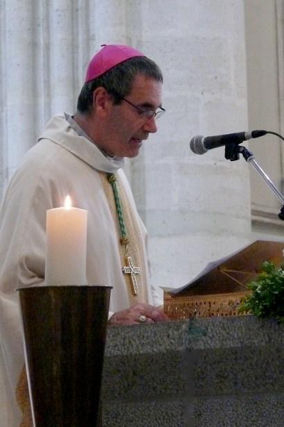 Mgr Jacques Habert, évêque du diocèse de Sées