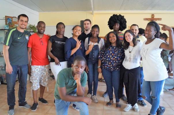 Jovens do Movimento em Portugal