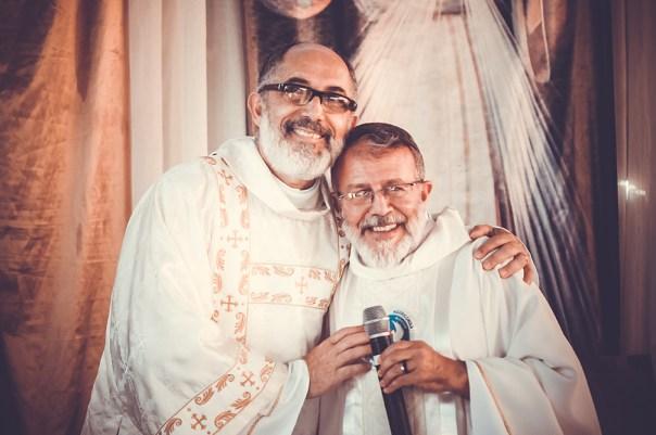 Diácono Paulão e Pe. João Henrique