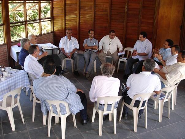 Reunião dos Pastores da Misericórdia