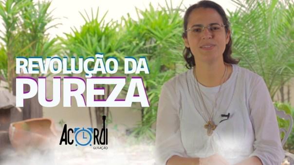 irmã Marina fala sobre a Revolução da Pureza