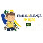 Banner do mascote da Campanha