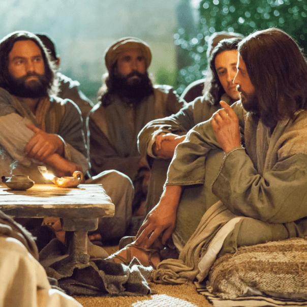 Jesus veio chamar os pecadores