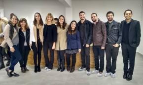 Equipe de Colaboradores da Aliança.