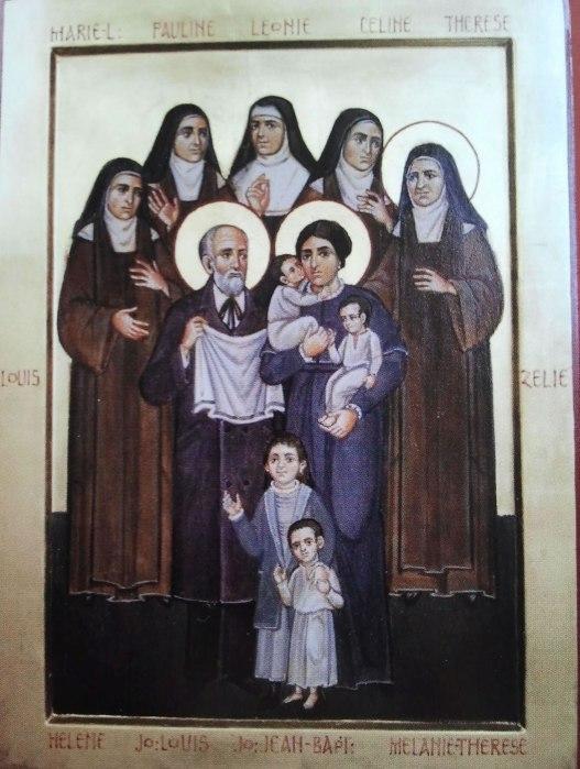 ícone da família Martin