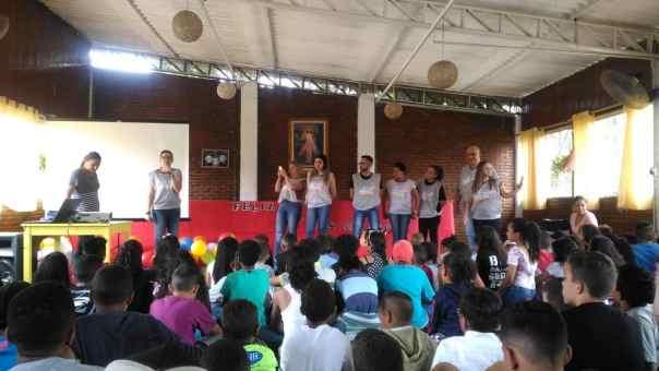 Festa Dia das Crianças AFRESP