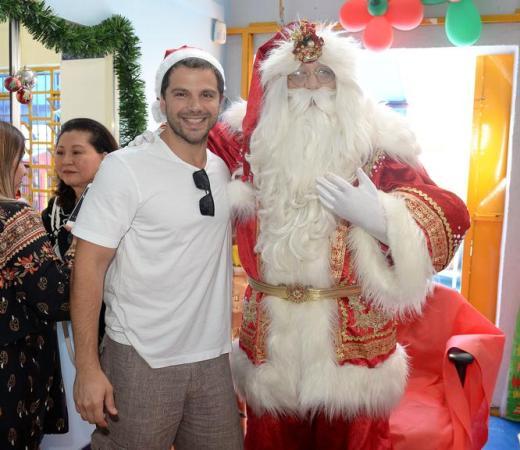 Duda Nagle e o Papai Noel