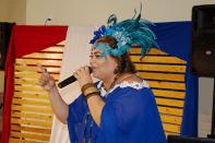 Cantora Mara Lima.